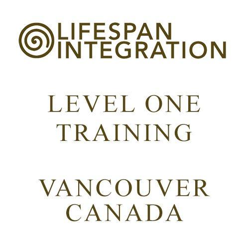 Level One Lifespan Integration Training Vanvouver