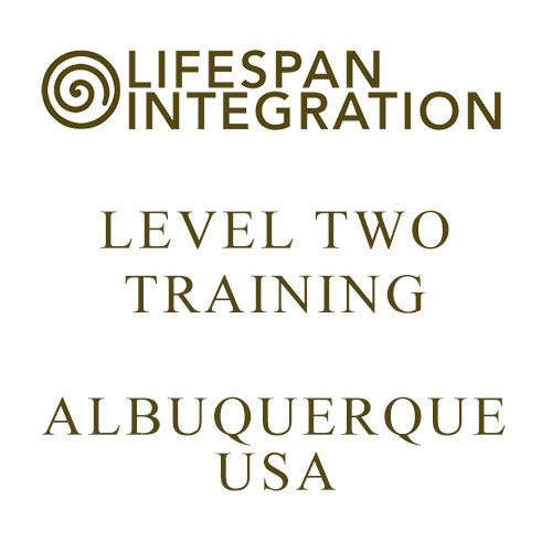 Lifespan Integration level two training Albuquerque