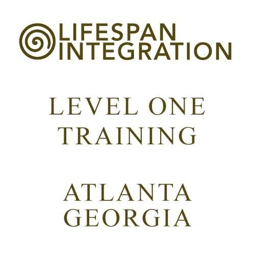 Lifespan Integration Level 1 Training Atlanta Georgia USA