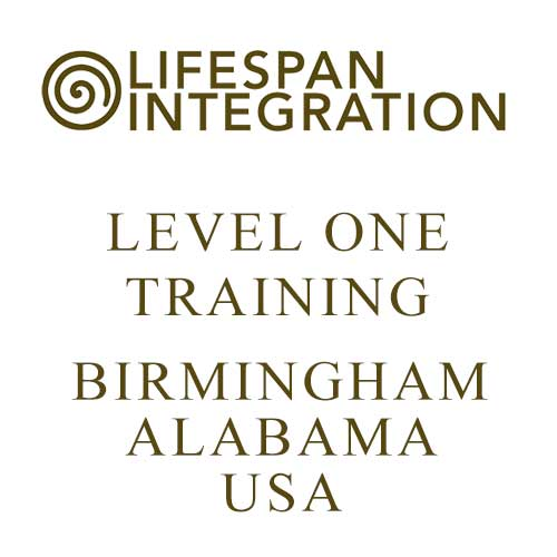 Lifespan Integration Level 1 Training Birmingam AlabamaUSA